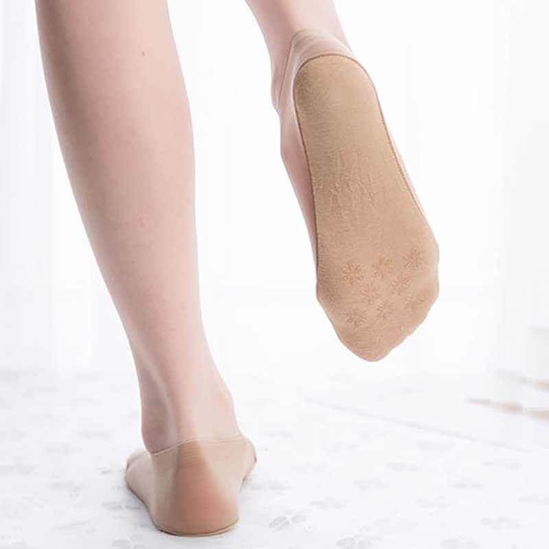 Cockcon 2019 Baru Fashion Kaus Kaki Sandal Wanita Musim Panas Kapas Renda Antiskid Invisible Liner Rendah Memotong Harajuku Kaus Kaki F4