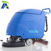 ART X6 Mini Automatic Electric Floor Brushes Scrubber Machine
