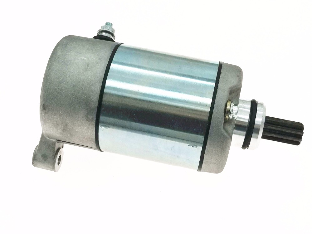Starter motor for POLARIS SPORTSMAN 335 400 450 500 ATV 96-12 Eng 499cc 4  Stroke ATV UTV engine parts