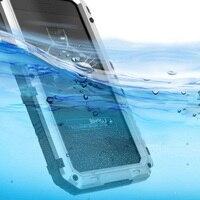 Cho Appleiphone 6 S Trường Hợp IP68 Water proof Lặn Bìa Chống Sốc cho iphone 6 cộng với 6 S cộng với Không Thấm Nước Kín Túi Điện Thoại V