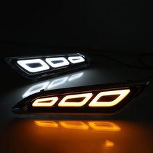 LED DRL 흐르는 신호등 측면 통풍구 스티커 닛산 순찰 Y62 Armada 액세서리 2016 2017 2018 2019