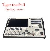 Tiger touch 2 II dmx консоль tiger сенсорный контроллер с flycase