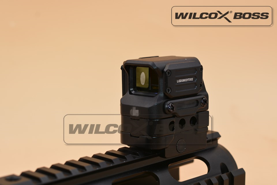 DI Optical FC1 Red Dot Sight Reflex Sight Holographic Sight for 20mm Rail Black