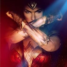 купить Halloween Costume Role Playing Accessories Original Movie Wonder Woman Bracers Diana Prince Cosplay Arm Bracers Props дешево
