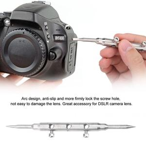 Image 2 - Professional Camera Lens Spanner Wrench Repair Tools for DSLR Camera Lens Repair Tools For Canon For Nikon For Sony