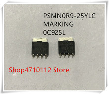 NEW 10PCS/LOT PSMN0R9-25YLC PSMN0R9-25 PSMN0R9 25YLC MARKING OC925L SOT669-4 IC