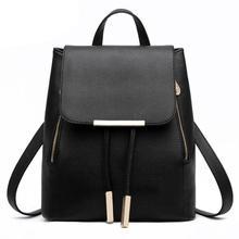 Модные женские туфли рюкзак высокое качество из искусственной кожи Mochila Escolar школьные сумки для подростков девочек топ-ручка рюкзаки Herald Bolsa