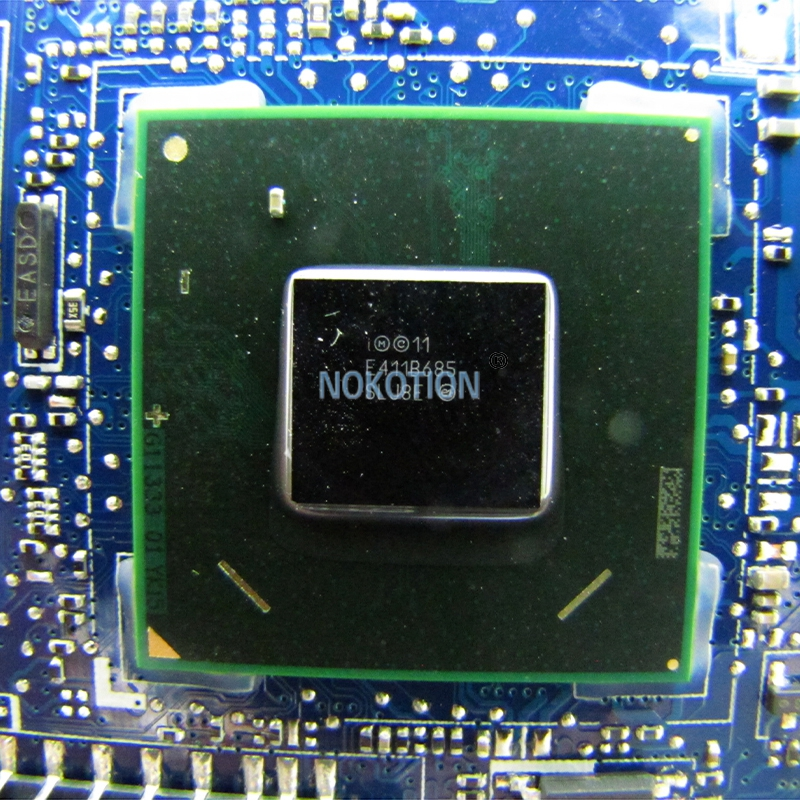 motherboard graphics NOKOTION Brand New H000052690 Laptop Motherboard For Toshiba satellite C850 L850 c855 HM76 Radeon HD 7610M Graphics Main board (5)