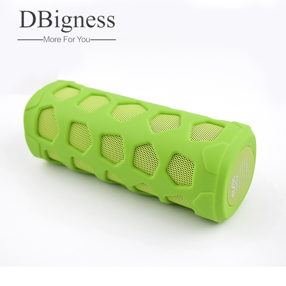 Dbigness Bluetooth Speaker Soundbar Shockproof Waterproof Wireless Column Portable Stereo Sound Box Mini Speaker Boombox ALtavoz dbigness bluetooth speaker portable speaker wireless bass stereo subwoofer support tf aux boombox hd sound for phone samsung