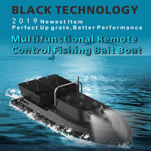 Fishing Tools Smart RC Bait Boat Toys Double Motor Fish Finder Detector Ship Boat Remote Control 500M Fishing Boats Speedboat