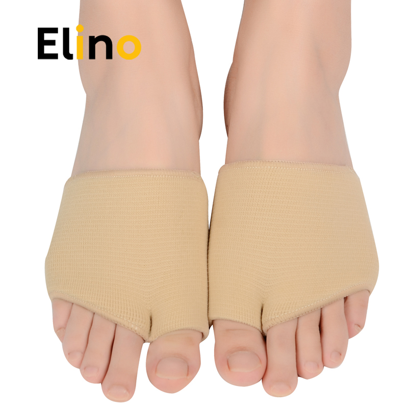 Elino Hallux Valgus Big Toe Separated Insoles Corrector Socks Insole Toes For Forefoot toe cushionApply to Bunonia