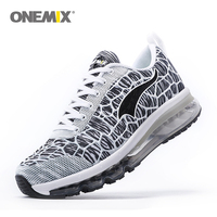 Onemix 2016 Damping Mens Running Shoes Breathable Outdoor Walking Sport Shoes New Mens Athletic Sport Sneakers