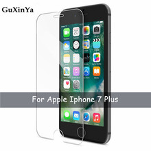 2pcs Tempered Glass For Apple Iphone 7 Plus Screen Protector Glass For Iphone 7 Plus Anti-scratch Glass For Iphone 7 Plus Film