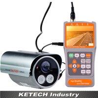 Handheld 3.5 LCD Monitor PTZ Operation Tester CCTV Camera Video Audio Test UTP LAN Testing NTSC/PAL Automatically Identifying