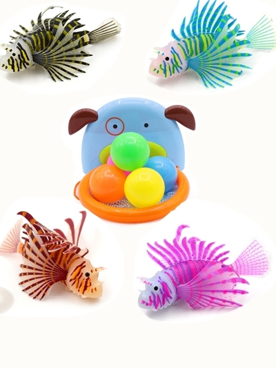 Baby Wind Up Toys Bath Toys Lovely Fish Clockwork Chain Animal Swimming Kids Bathtime Classic Toys