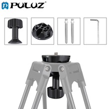 цены PULUZ Bowl Adapter For Fluid Head Tripod 75mm Half Ball Flat 75*75*100mm DSLR Rig Camera Metal Bowl Adapter