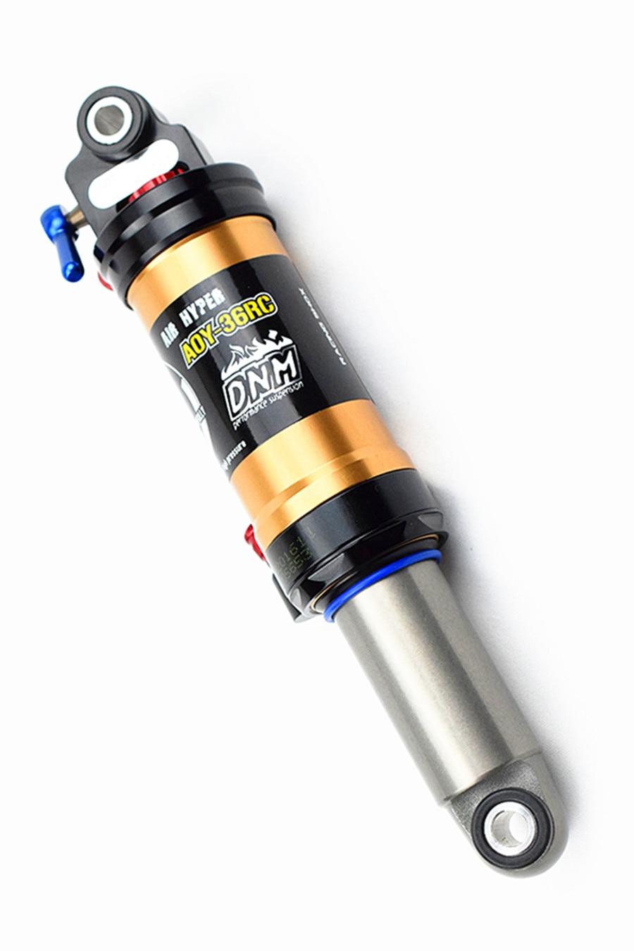 VTT DNM AOY-36RC haute-pression effet de rebond sur le RENARD et Rockshox DH vtt arrière suspension fourche de vélo plug
