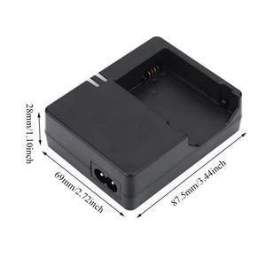 Image 2 - 2 סוגים מצלמה סוללה מטען עבור Canon LP E8 עבור EOS 550D/600D/650D/700D מצלמות טעינה carregador