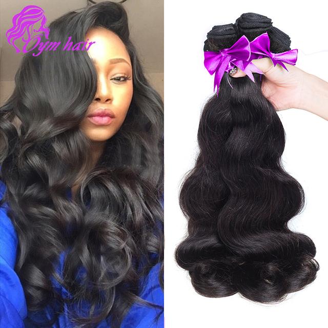 10A Cabelo Virgem Malaio Não Processado barato Malaio do cabelo Macio Onda Do Corpo Malaio Extensão Do Cabelo Onda Do Corpo Malaio 4 pcs