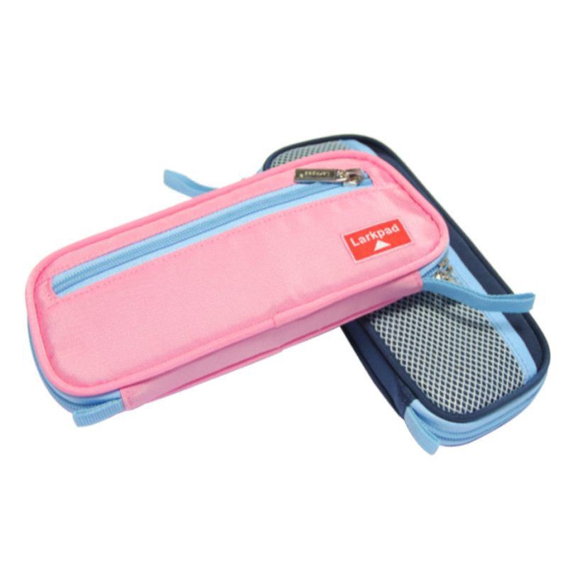 Pencil case school Primary /secondary school students pencil bags large capacity pen box pencil bag pencil box for office fabric 220909 school gifts boxes pupil men multifunctional creative disney child pencil box primary school student