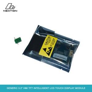 "Image 5 - Nextion NX4024T032 גנרי 3.2 ""HMI TFT אינטליגנטי LCD מיושם כדי IoT או תחום אלקטרוניקה מגע תצוגת מודול"