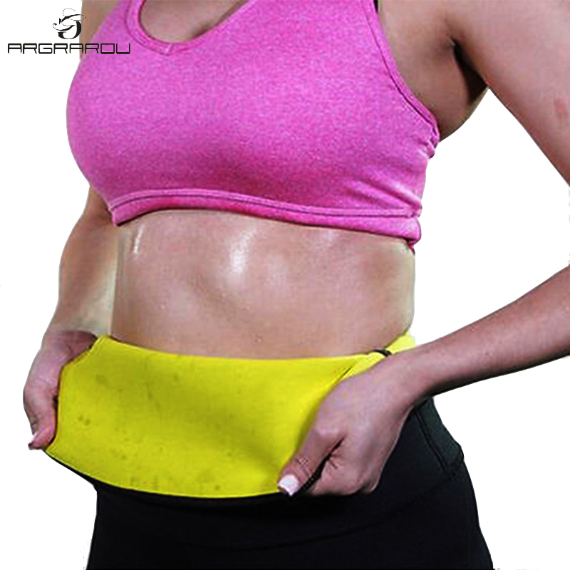Women Plus Size Neoprene Sauna Hot Shapers Black Waist Cincher Body Shaper Sweat Slimming font b