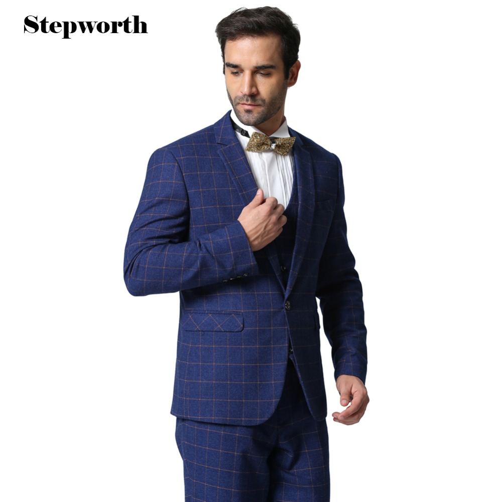 Online Buy Wholesale mens slim fit suits sale from China mens slim