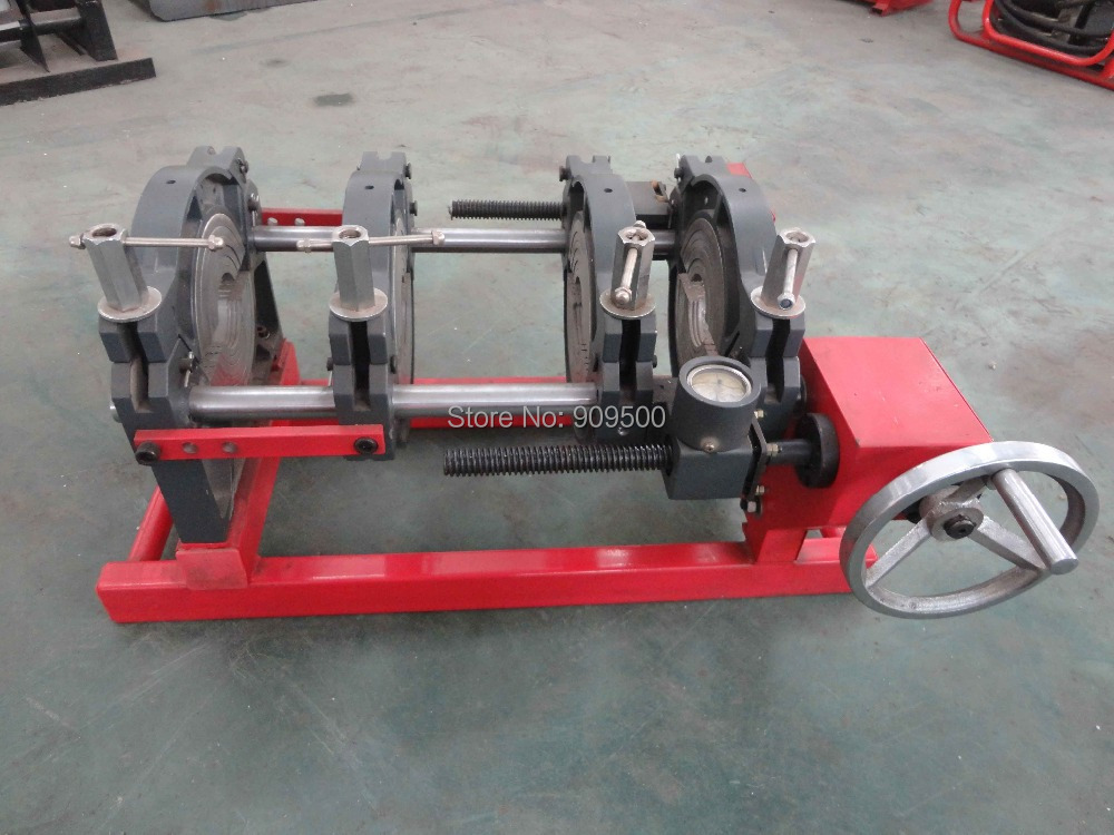 SWT B200/90M HDPE PIPE MANUAL BUTT FUSION WELDING MACHINE