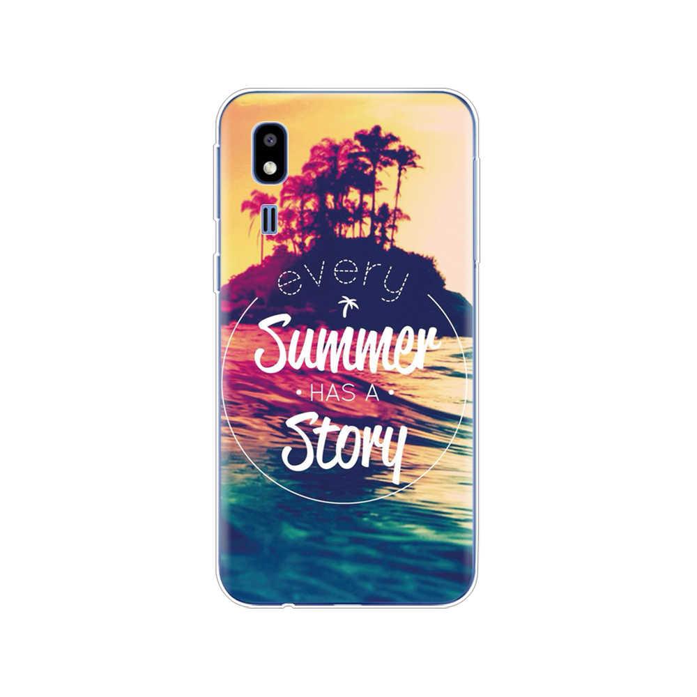 case For Samsung Galaxy A2 Core Case 2019 Silicone Soft TPU phone Cover For Samsung A 2 Core A2Core A260F 5.0'' Funda bags