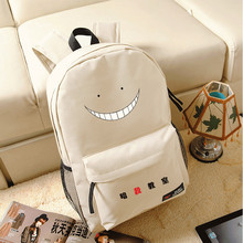 Assassination Classroom Korosensei Canvas Backpack (3 Types)