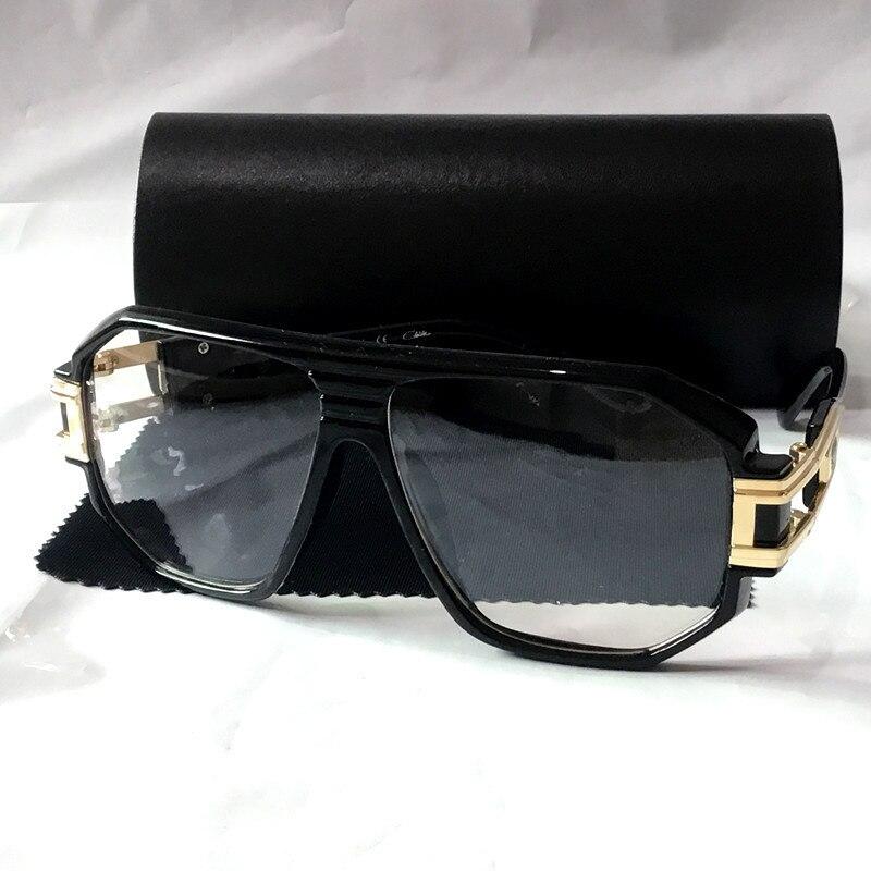 KAPELUS European New Style Men And Women Sunglasses  Summer Sun-proof Sunglasses Eye Protection Glasses 624B