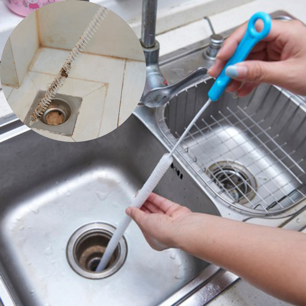 Abflussreiniger Sonderabschnitt 2018 New Home Küche Waschbecken Reinigung Haar Haken Stil Boden Ablauf Kanalisation Dredge Ne724 Gute QualitäT