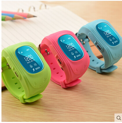 2016 Time-limited Kid Smart Watch Gps Location Sos Call Safe Wristwatch Finder Locator Tracker For Child Anti Lost Monitor Baby