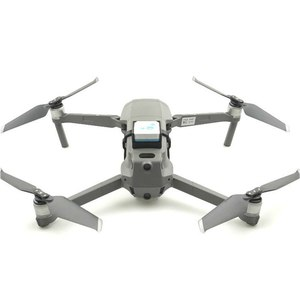 Image 5 - For DJI MAVIC 2 Pro/ Zoom GPS Tracker Bracket Holder Anti lost Fixator Protector Mount Holder For MAVIC 2 Drone Accessories
