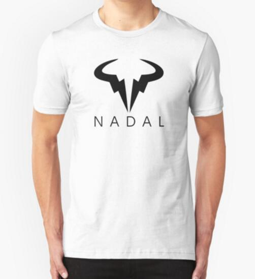 2016 New Brand Mens Rafael Nadal Bull Logo T Shirt Summer T Shirt Make A Tee Shirt Funniest T Shirts From Layorstore 11 86 Dhgate Com