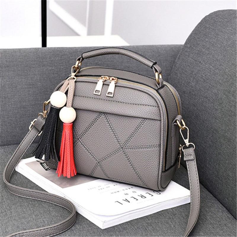 New Arrival Women Handbag Fashion Shoulder Bags Small Casual Cross Body Bag Retro Totes Famous Brands Designer High Quality YING Сумка