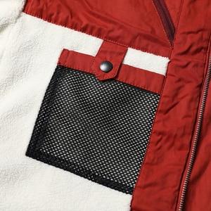 Image 5 - Мужская теплая длинная куртка SIMWOOD, модная толстая повседневная парка, брендовая одежда высокого качества, новая модель MF950