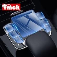 For Mercedes Benz A Class W177 V177 A180 A200 A220 A250 Car Center Console Media Button Mouse Membrane Sticker Protector Film