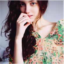100% Pure Mulberry Soft Satin Pink Flower Real silk scarf fabirc Dressmaking Skirt materials Soft Silk Clothes 5 yards H1199