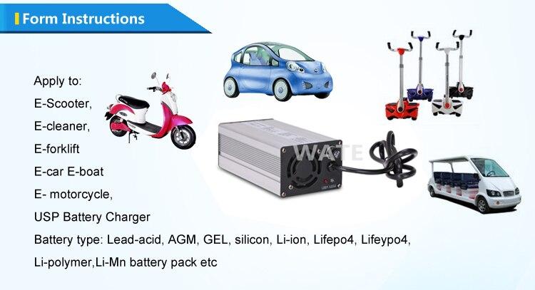 bateria de Lítio Usado para 4S 19A