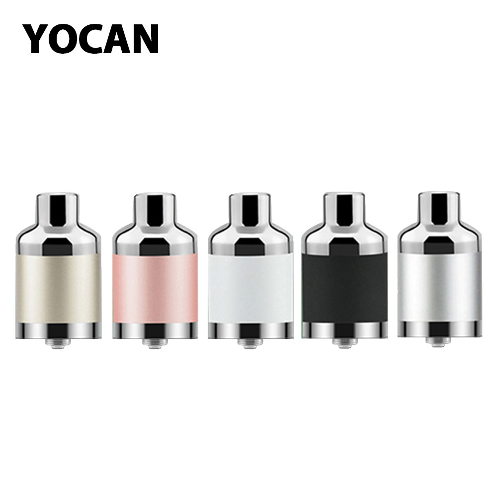 Original Yocan Evolve Plus XL Atomizer W/ Unique QUAD Coil