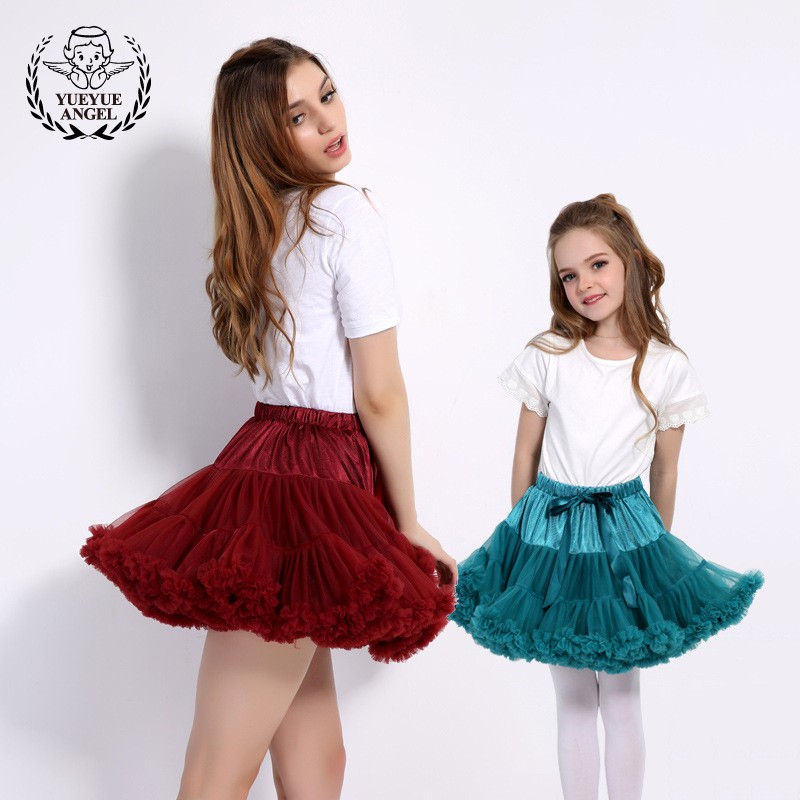 fcb907b2b6ef 2018 Fashion Kids Summer Clothes Floral Chiffon For Girls Loose Fit Cute  Ball Gown Princess Skirt Wedding Skrits Eight Colors