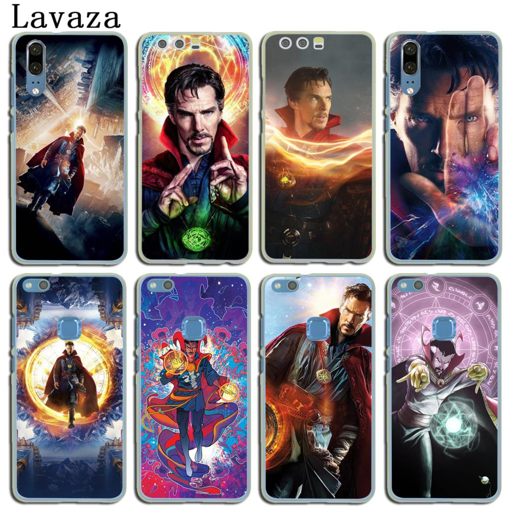 Ambitious Lavaza Dr Marvel Doctor Strange Anime Hard Case For Huawei P20 P10 P9 Plus P8 Mate 20 Pro 10 Lite Mini 2016 2017 P Smart 2019 High Quality And Inexpensive Half-wrapped Case Cellphones & Telecommunications