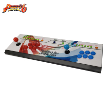 The new upgrade arcade controller for Pandoras Box 6 Jamma game machine,multi games 1300 in 1 video mini machine
