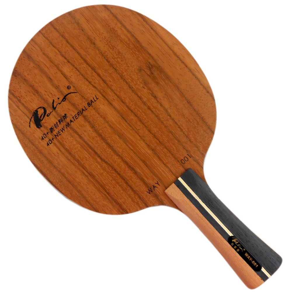 Palio WAY 001 (WAY-001 WAY001) Table Tennis PingPong Blade ( for 40+ The New listing Material Ball ) Favourite