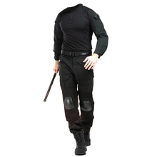 Tactical Camouflage Paintball Military Uniform