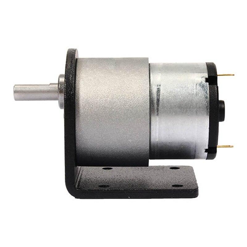 1pc Mini Gear Motor Electric Gear Box Motor DC12.0V 85rpm Brand New Pakistan