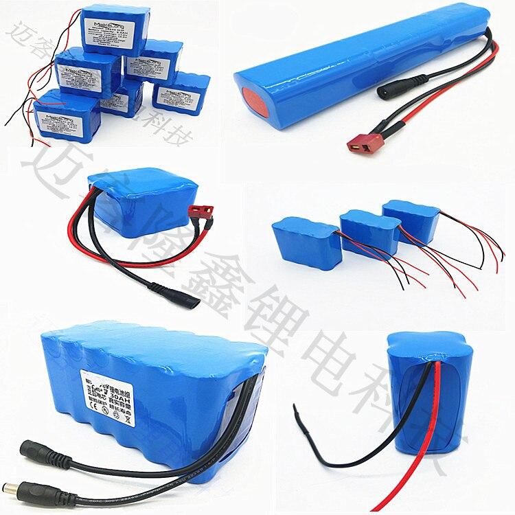 Batteries rechargeables de li-ion dion de lithium de la puissance élevée 12 V 14.4 V 14.8 V 16.8 V 25AH-2.5AH 30A pour la batterie externe de secours/de remplacement