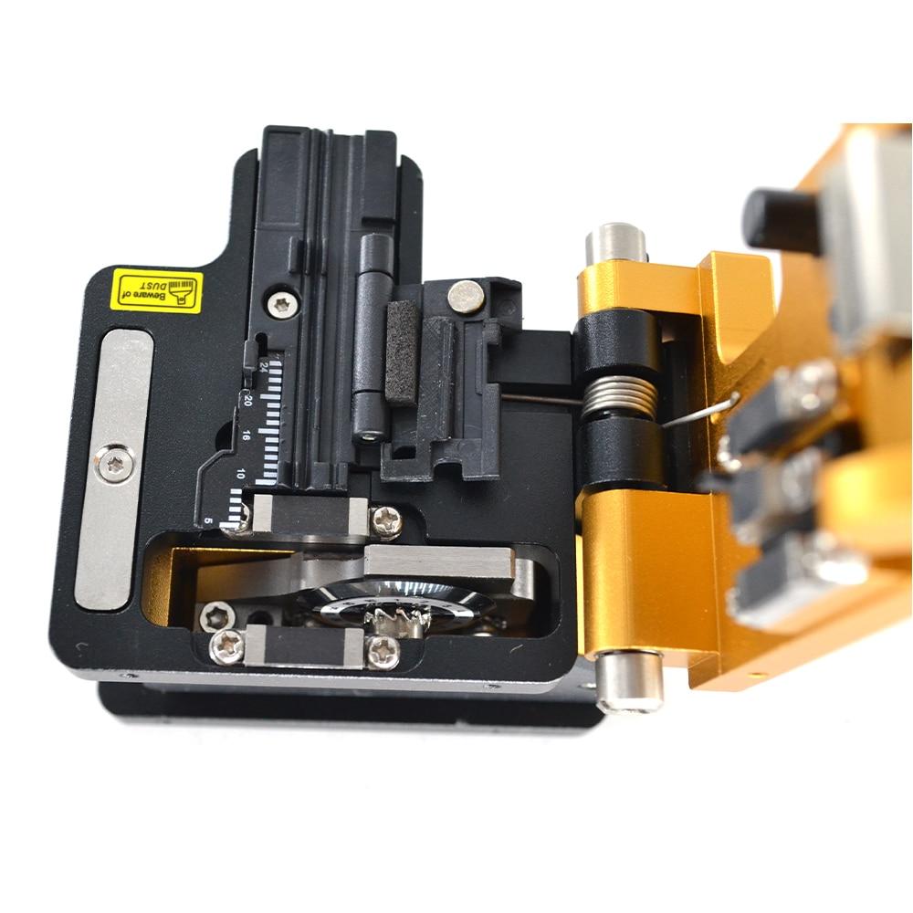 INNO V7 оптоволоконный Кливер V7 оптоволоконный Кливер используется в оптоволоконном сплайсере с 48000 волоконным кливером - 4