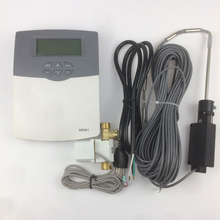 Solar Water Heater Controller SR501 Connected with Water Tank or low Pressure Water Providing 100-230V